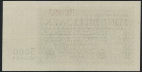 R.127c: 5 Billionen Mark 1923 (3+)