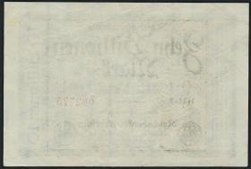 R.129a: 10 Billionen Mark 1923 (3+)