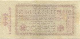 R.130c: 100 Milliarden Mark 1923 (3+)