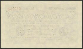 R.132c 2 Billionen Mark 1923 (1/1-)
