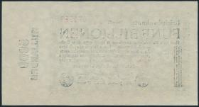R.133M2: 5 Billionen Mark 1923 MUSTER (1)