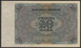 R.135: 20 Billionen Mark 1924 (2)