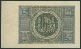 R.138: 5 Billionen Mark 1924 (2/1)