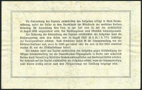 R.145a: 4,20 Mark Gold = 1 Dollar 1923 (2)