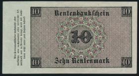 R.157 10 Rentenmark 1923 (2)