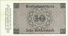 R.157: 10 Rentenmark 1923 (1)
