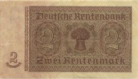 R.167fF: 2 Rentenmark 1937 (3)