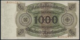 R.172a: 1000 Reichsmark 1924 R/A (2)