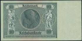 R.173c: 10 Reichsmark 1929 Kriegsdruck (1-)