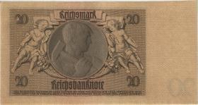 R.174d: 20 Reichsmark 1929 (2+)