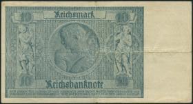 R.180e: 10 Mark 1945 Schörner (3+)