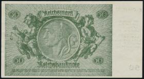 R.181a: 50 Reichsmark 1945 Schörner Notausgabe (2)