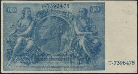 R.182a: 100 Reichsmark 1945 Schörner (4)