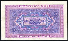 R.236a 5 DM 1948 Serie B/A (1)