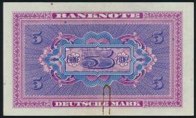 R.237a 5 DM 1948 B-Stempel (1-)