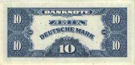 R.239a 10 DM 1948 B-Stempel (1-)