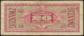 R.246a 20 DM (1948) Liberty (3)