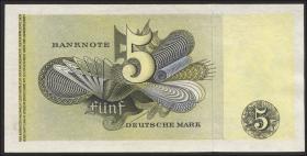 R.253b BDL 5 DM 1948 Europa B-Stempel (1/1-)