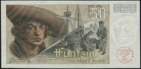 R.254 50 DM 1948 Bank Deutscher Länder 3-stellig (2)
