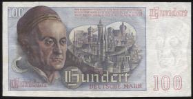 R.256 100 DM 1948 Bank Deutscher Länder X.12 (1/1-)
