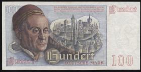 R.256 100 DM 1948 Bank Deutscher Länder 2-stellig (1)