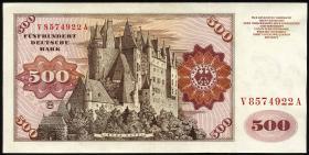 R.267a 500 DM 1960 V/A (1-)