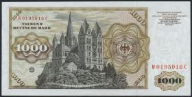 R.268a 1000 DM 1960 W/C (1)