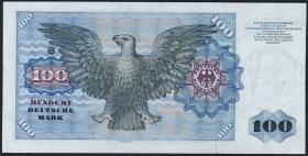 R.284a 100 DM 1980 ohne Copyright (1-)