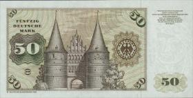 R.288b 50 DM 1980 YE Ersatznote (1)