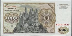 R.291a 1000 DM 1980 W/L (1/1-)