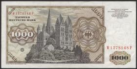 R.291a 1000 DM 1980 W/P (3)