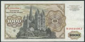 R.291a 1000 DM 1980 W/J (2)