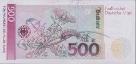 R.301a 500 DM 1991 AD (1/1-)