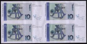 R.303a 10 DM 1993 Viererblock (1)