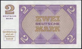 R.318b 2 Deutsche Mark (1967) Ersatznote (1)