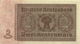 R.331F: 2 DM 1948 braune Kenn-Nummer (1/1-)