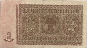 R.331F: 2 DM 1948 braune Kenn-Nummer (3)