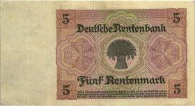 R.332a: 5 DM 1948 Kuponausgabe (3+)