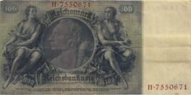 R.338a: 100 DM 1948 Kuponausgabe (3)