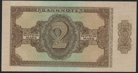 R.341a 2 DM 1948 6-stellig Serie W (1)