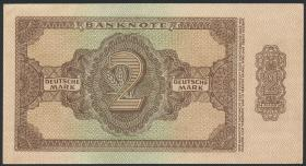 R.341c 2 DM 1948 XA Ersatznote (1/1-)