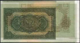 R.345F 50 DM 1948 Fehldruck ohne Knr. (2)