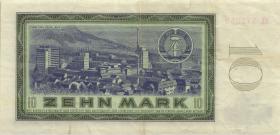 R.355b 10 Mark 1964 ZL Ersatznote (3)