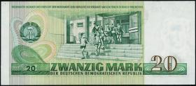R.362d 20 Mark 1975 ZI Ersatznote (1/1-)
