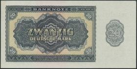 R.376a 20 Mark (1955) Militärgeld (1)