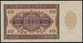 R.385 10 DM (1955) Militärgeld Überdruck (1)