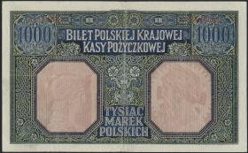 R.456: Besetzung Polen 1000 Marek 1917 (3+)