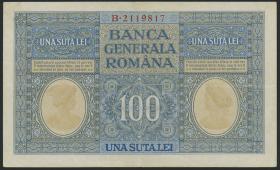 R.478: Besetzung Rumänien 100 Lei 1917 (3)