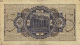 R.553a:  5 Reichsmark (1939) Reichskreditkasse (3)