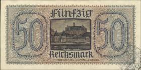R.555c: 50 Reichsmark (1939) Bel. Gemeindestempel (1)